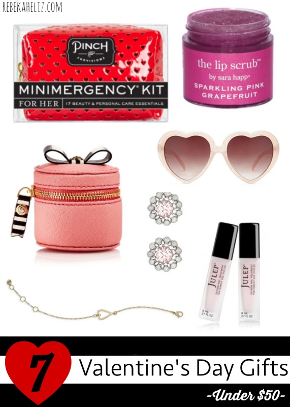 7 gifts for Valentine's Day, Valentine's Day, under $50, cheap gifts, red, pink, heart, heart sunglasses
