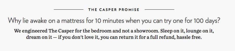 casper, casper mattresses, mattress, sleep, sleep tips