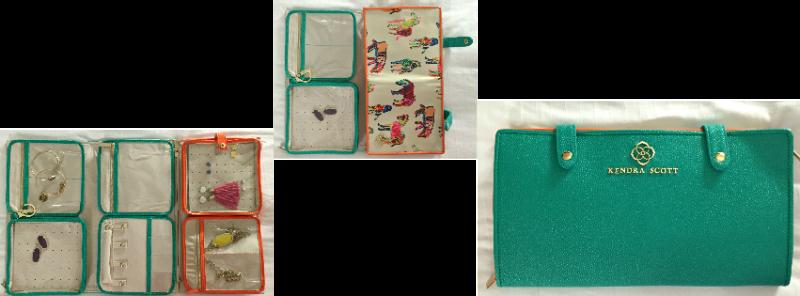 Kendra Scott Large Jewelry Bag 1000 Jewelry Box