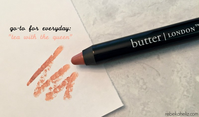 nude lipstick, nude lip color, butter LONDON nude