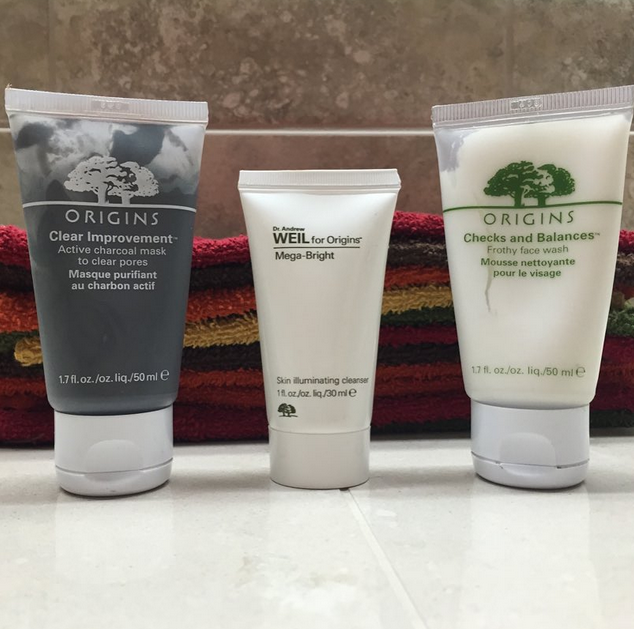 origins, charcoal mask, skincare, frothy face wash