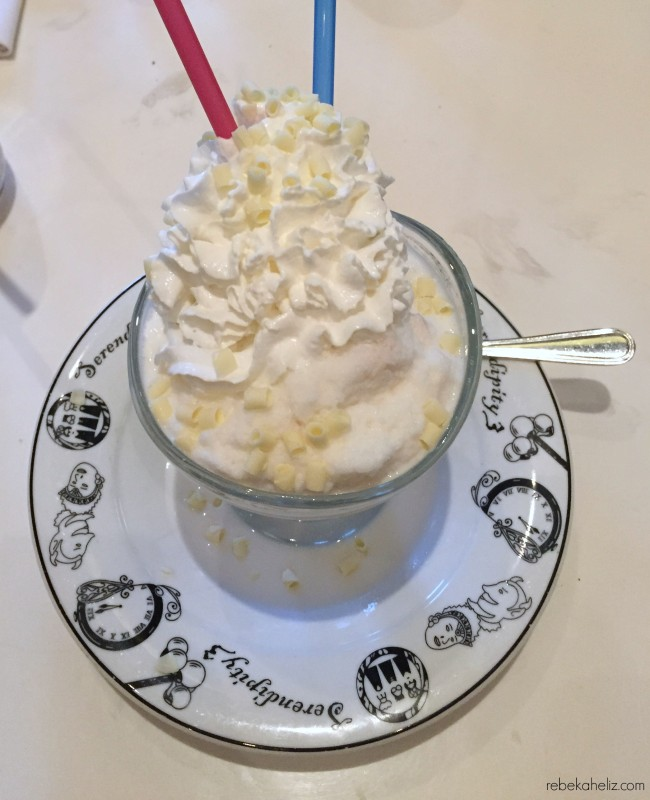 serendipity, frozen hot chocolate, las vegas