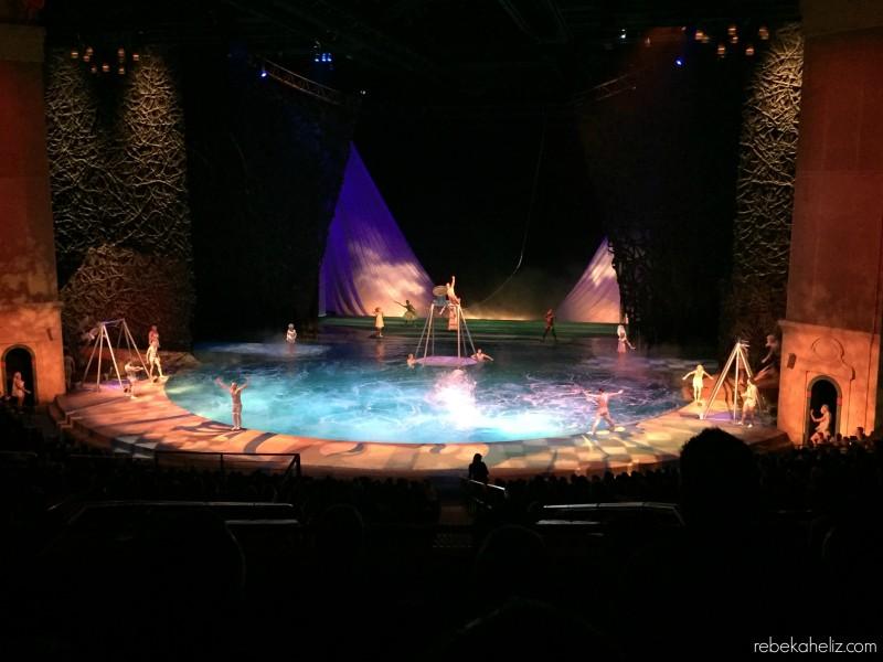 las vegas, o by cirque du soleil, bellagio, cirque du soleil