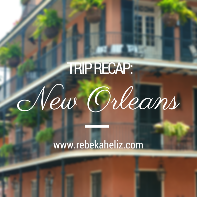 NOLA, new orleans, road trip
