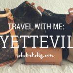 travel thursday fayetteville arkansas