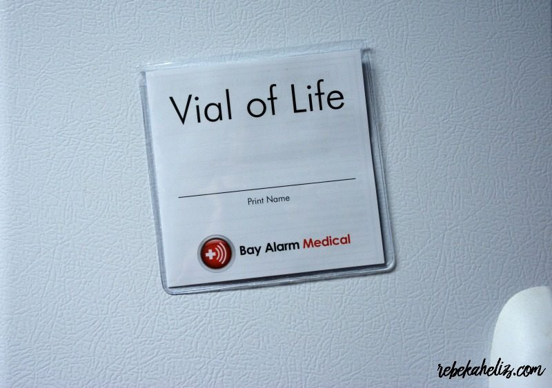 refrigerator magnet, bay alarm medical, rebekaheliz, dementia, home alarm