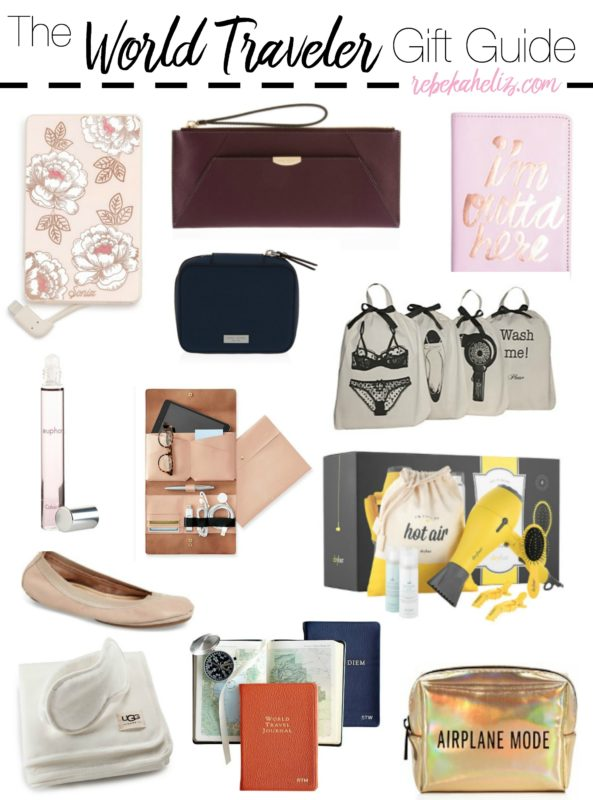 gift guide, holidays, rebekaheliz, travel, wanderlust, gift guide world traveler