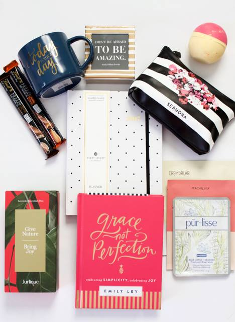 new year, new you, giveaway, planner, 2017