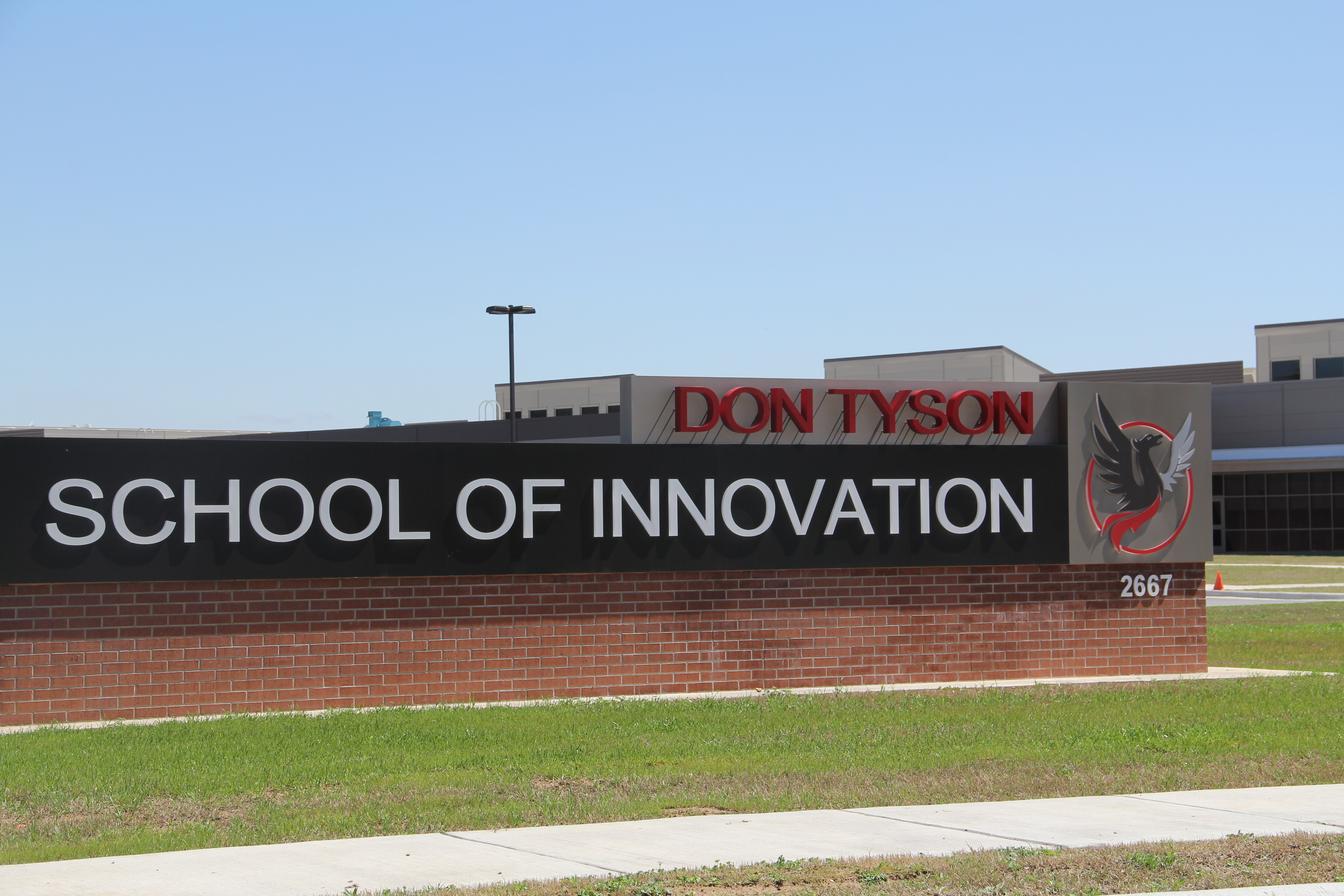 don tyson, school of innovation, springdale