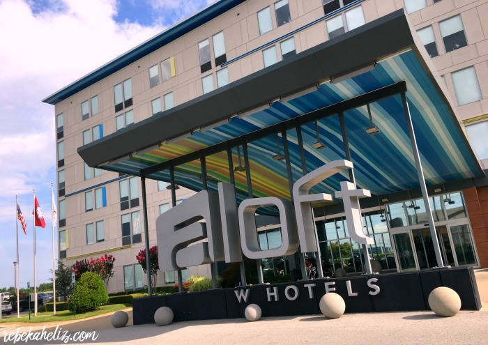 aloft hotel, rogers, arkansas, bentonville, hotel, spg, starwood