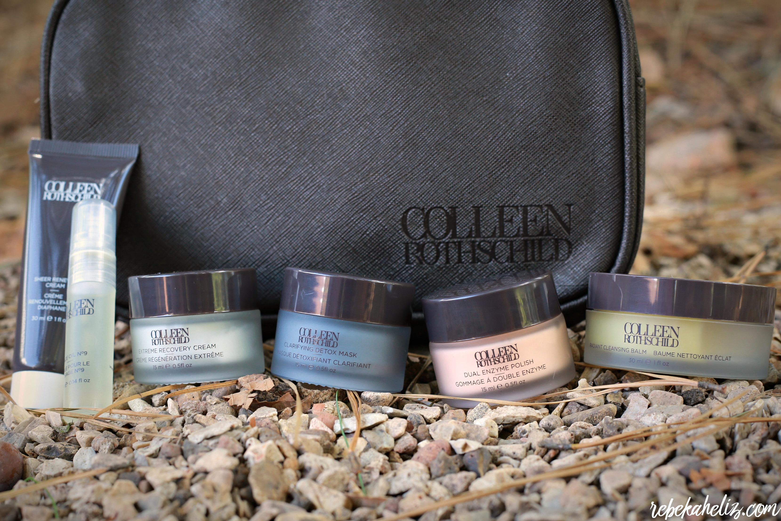 colleen rothschild, skincare, skin, beauty