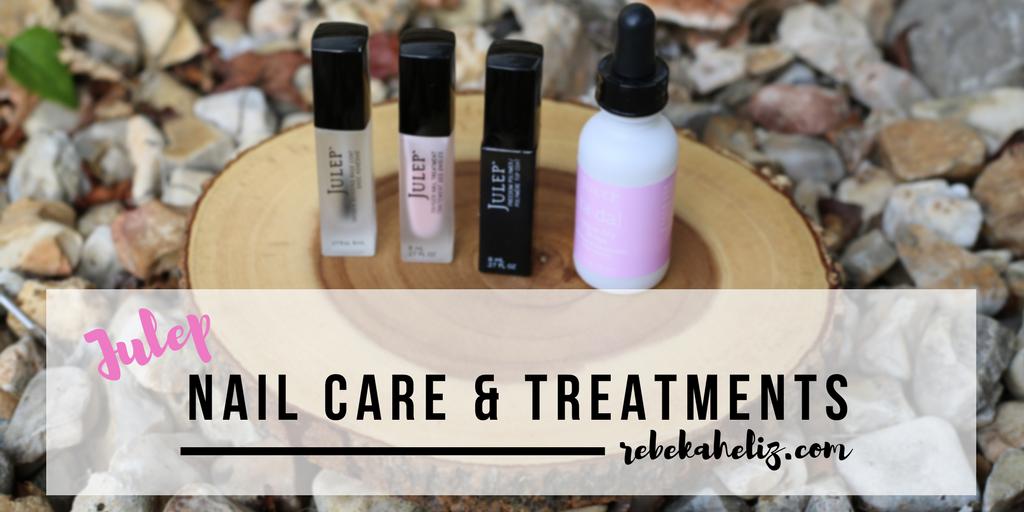 julep nail care treatments
