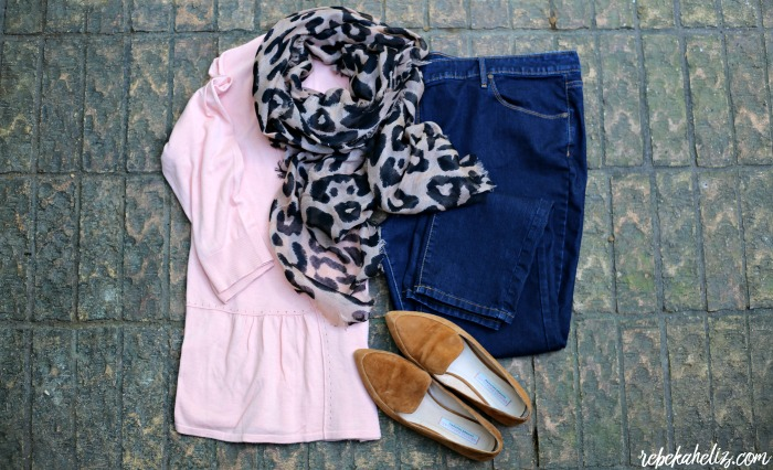leopard scarf, ootd, fashion bloggers, leopard, suede flats