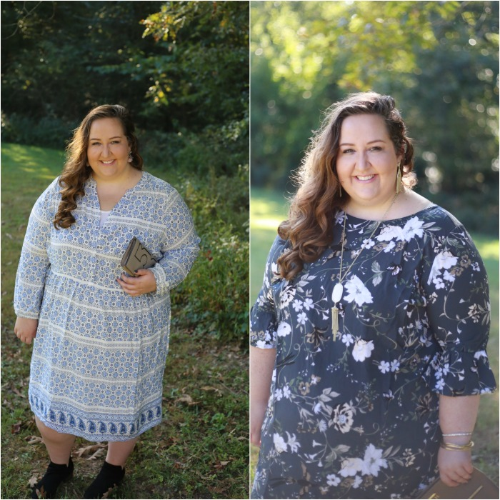 old navy dress, life edit, printed dress