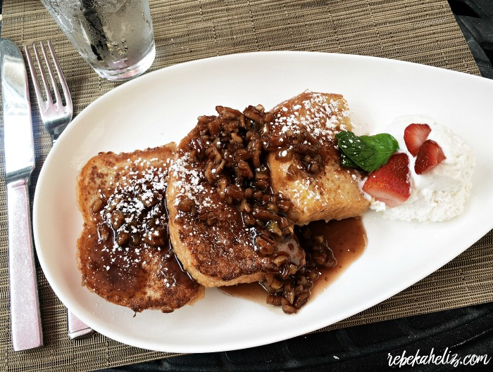 st. louis, restaurants, travel, scape brunch, st. louis eats, french toast