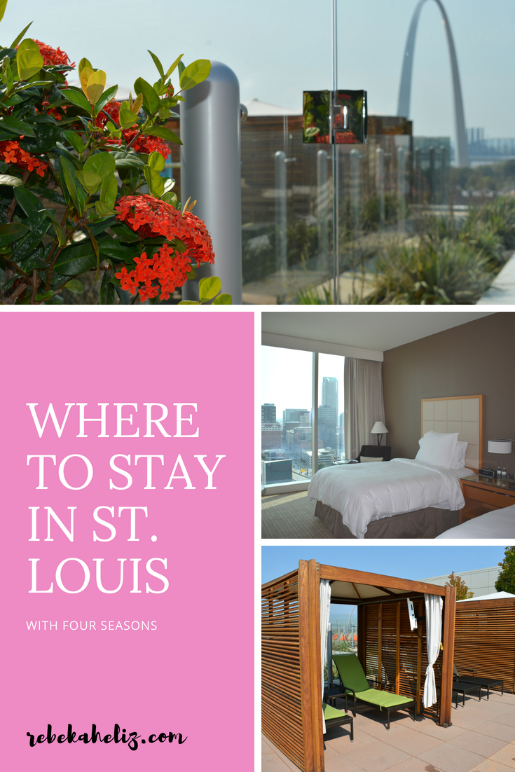 four seasons, st louis, four seasons st louis, hotel, luxury hotel, room