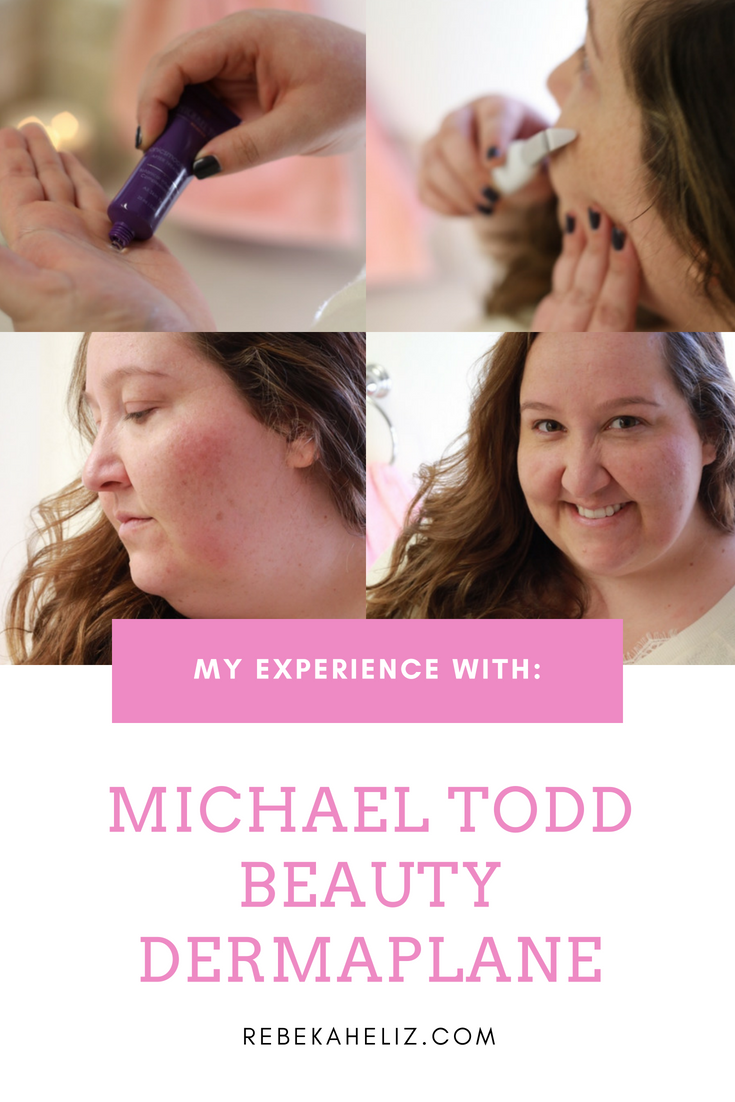 michael todd beauty, dermaplane, skincare, sonic smooth, ulta beauty