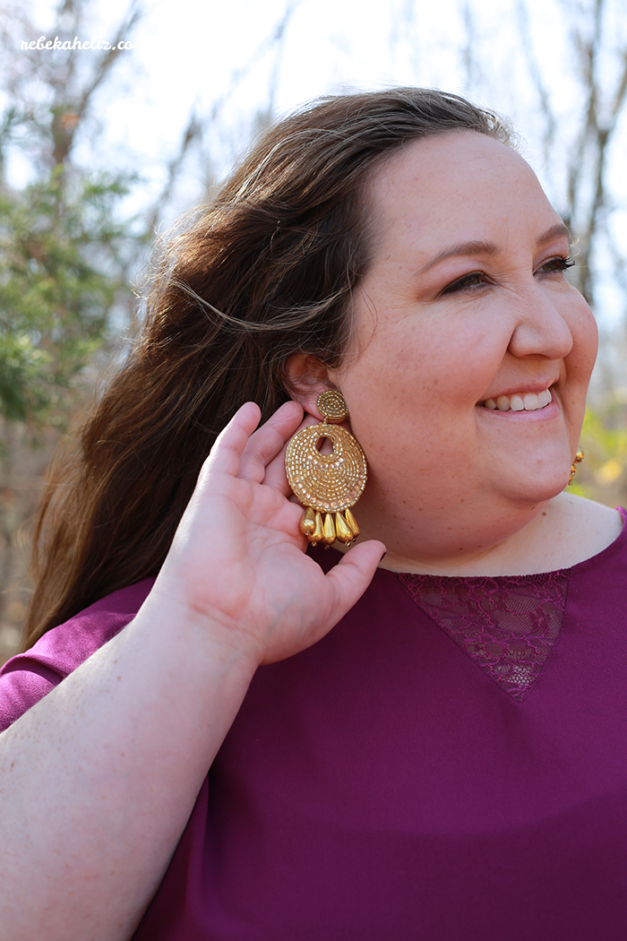 pleated top, ootd, wiw, LTKcurves, plus size fashion, curvy blogger, style blogger, black jeans