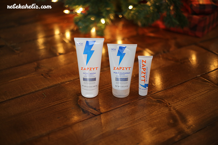 zapzyt, acne, zit, acne treatment gel, skincare, stocking stuffer, gift idea
