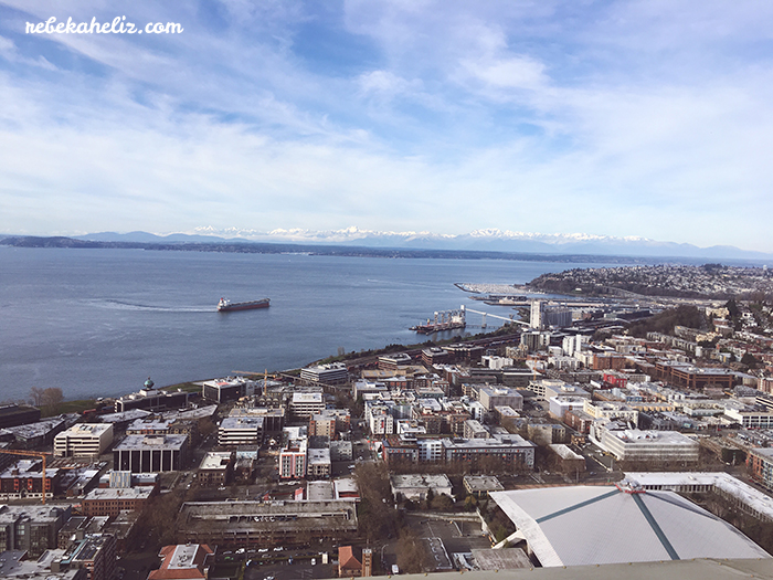 seattle, weekend getaway, travel, wanderlust, pike place market, space needle