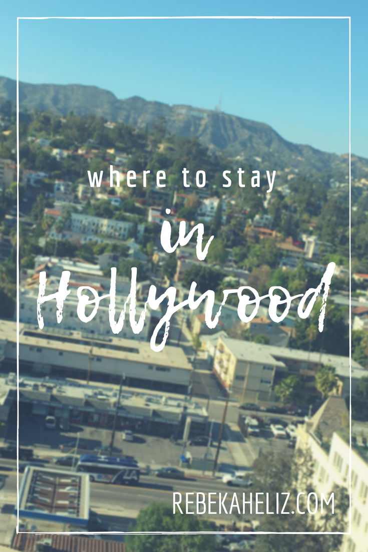 where to stay in hollywood, hollywood hotel, kimpton everly, hollywood concert, hotel, kimpton, ihg