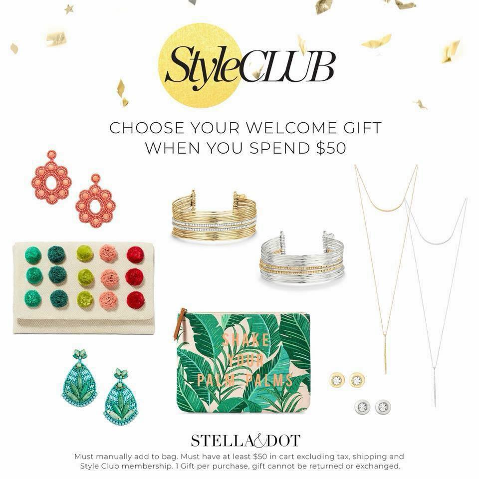 stella dot, jewelry, stella and dot, fall style, summer style, style club, july deals