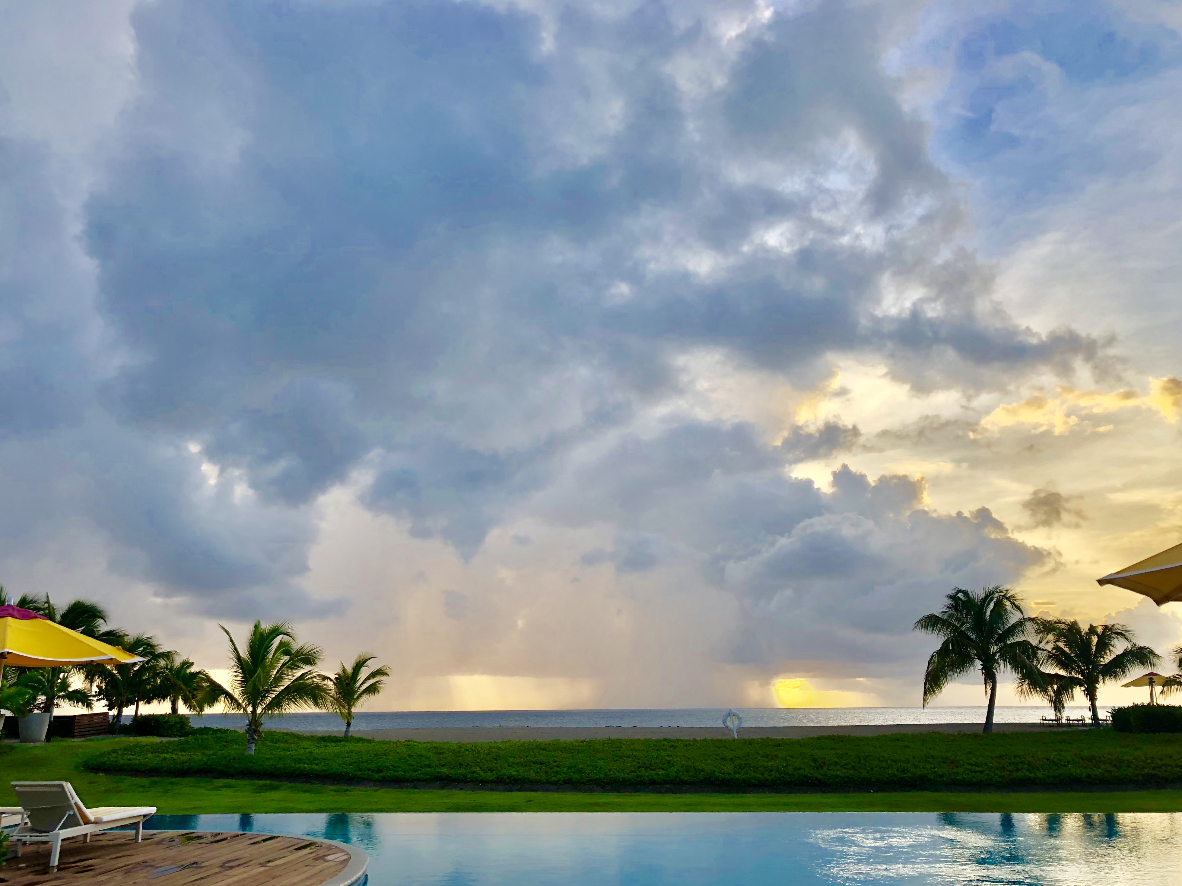 #rebekaheliztravel, travel, travel Tuesday, Nevis, four seasons, beach, pool, four seasons Nevis