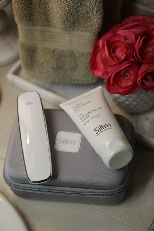 silk'n, silk'n titan, anti-aging, anti-aging device, skincare
